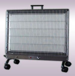 NEW PORTABLE INFRARED ELECTRIC HEATER 1000 WATTS
