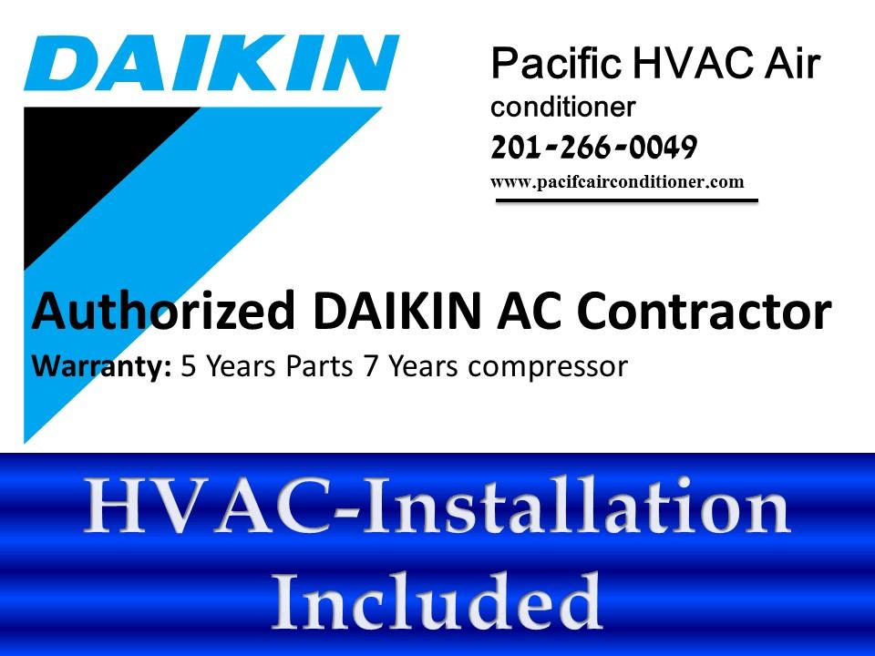 DAIKIN VRV III S Ductless Mini split heat pump, Heating & AC multi